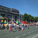Pride parade, Dublin 2018